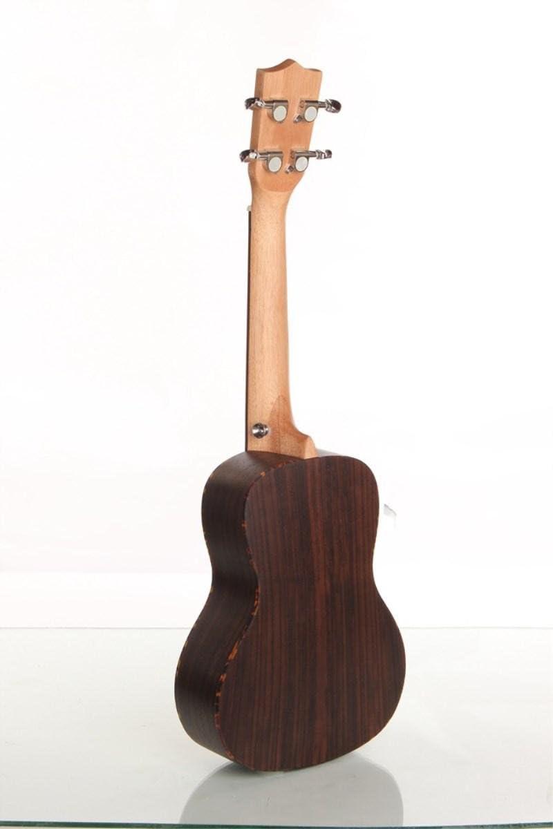 XIE@23 pulgadas de Hawai ukelele ukelele palo de rosa guitarra de ...