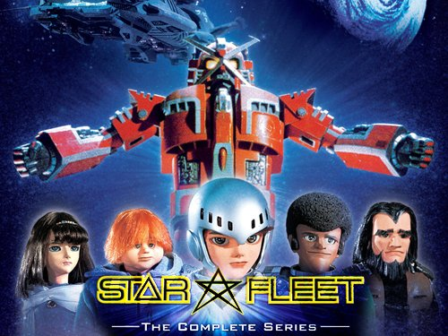 Afbeeldingsresultaat voor starfleet puppet show