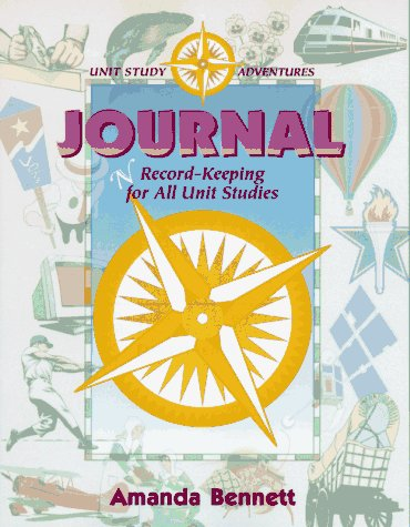 Unit Study Journal (Unit Study Adventure)