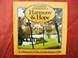 img - for Harmony & Hope: Acceleration of the Simple Things in Life (Comfort) by Kathleen Partridge (1995-12-01) book / textbook / text book