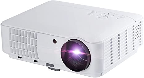 LESHP RD-804 - LED Proyector Cine en Casa Multimedia Home Cinema ...