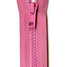American & Efird 19 28-515 Zippers Vislon Separating Zipper 28-Inch-Holiday Pink