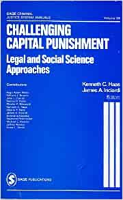 an analysis of the significance of capital punishment in the criminal justice system Studies and additional resources  in alabama's criminal justice system stack the deck  analysis of the state's capital punishment process by the.
