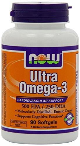 Ultra Omega-3 90 softgels (1661 Oil)