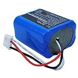 Exell EBVB-134 Ni-MH 7.2V Battery Fits iRobot