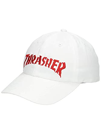 8f387fc1a26 Thrasher Men s Neckface Invert Old Timer Hat (One Size