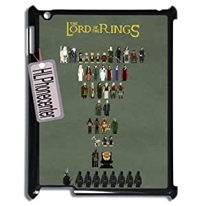 Customized Durable Case for Ipad 2,3,4, The Lord of the Rings Phone Case - HL-2065880