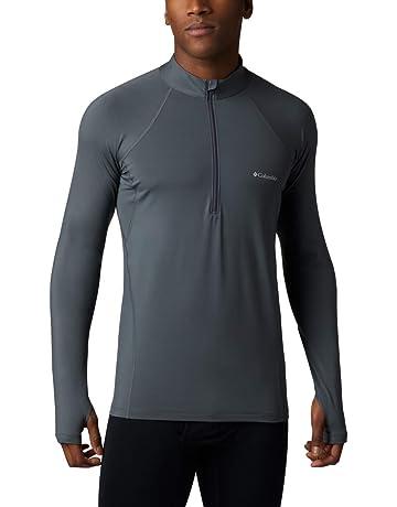 Da Uomo Manica Corta T Shirt Termica WARM INTIMO Top Strato Base S M L XL XXL