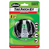 Slime 24016 Tire Patch Kit with Glue