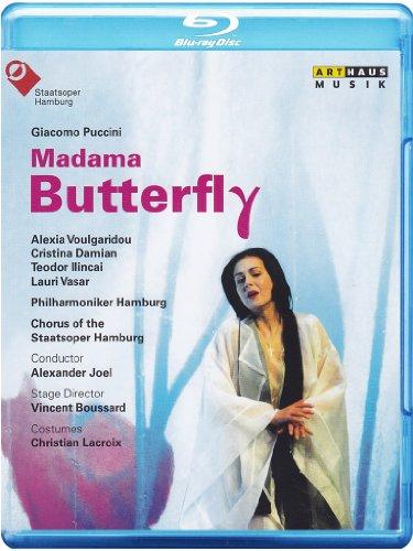 Alexia Voulgaridou - Madama Butterfly (Blu-ray)