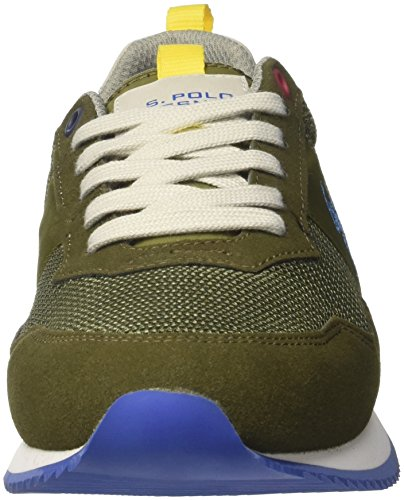 U Baskets Homme Green S Vert Milg Military ASSN POLO Talbot1 pwrg7pqH