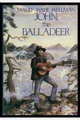 John the Balladeer Hardcover