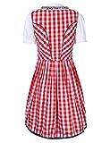 Leoie Kojooin Women's German Dirndl Dress 3