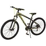 Bicicleta Benotto FS-800 Aluminio R27.5 24V Shimano Altus Frenos DDM