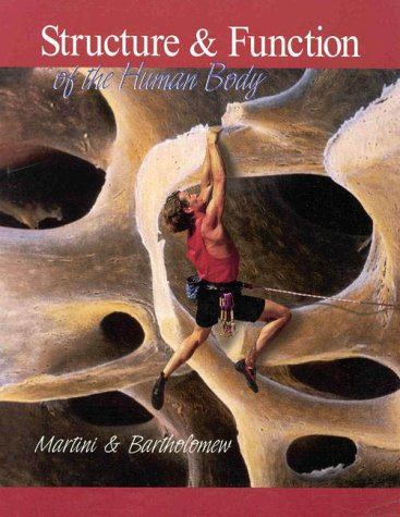 Structure and Function of the Human Body (Structure And Function Of The Body 15th Edition)