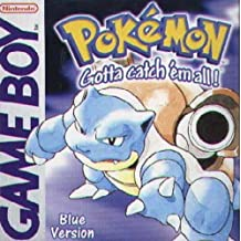 Pokemon - Blue - Game Boy Color