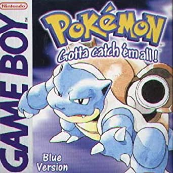 Pokémon: Blue - Gotta Catch `em all (Game Boy): Gameboy