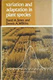 img - for Variation and Adaptation in Plant Species (Scholarship Series in Biology) book / textbook / text book