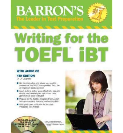 [(Writing TOEFL: 4th Edition)] [Author: Dr. Loughleed] published on (August, 2011)