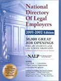 National Directory of Legal Employers, National Association for Law Placement, National Association for Law Placement, 0159005019