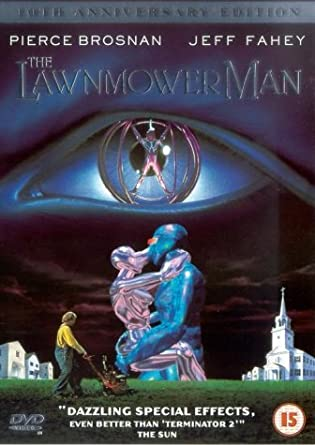 The Lawnmower Man 10th Anniversary Edition DVD by Pierce Brosnan ...
