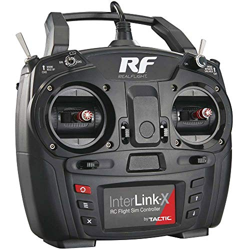 Great Planes Real Flight RF-X Interlink-X Controller