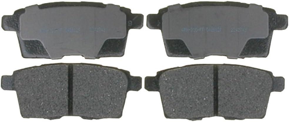 Disc Brake Pad Set-Service Grade Ceramic Disc Brake Pad Rear Raybestos SGD1259C