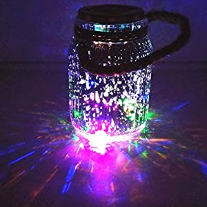 Amazoncom Sogrand 4Color 8LED Mercury Electroplating Copper Cap