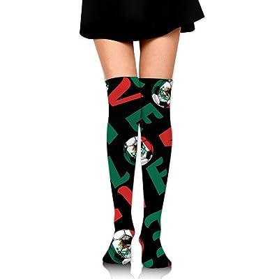 2018 Love Mexico Football Lover Unisex Novelty High Knee Socks Leggings Boot Socks
