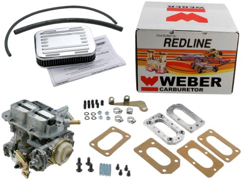 (Weber Redline Carburetor Kit 32/36 DGEV - Electric Choke)