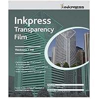 Inkpress Transparency Film, 10 mil., 8.5x11, 500 Sheets