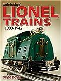 Standard Catalog of Lionel Trains 1900-1942, David Doyle, 0896892395