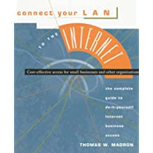 Connect Your LAN to the Internet: Cost-Effective Access for Small Businesses and Other Organizations