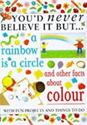 You'd Never Believe it But a Rainbow is a Circle