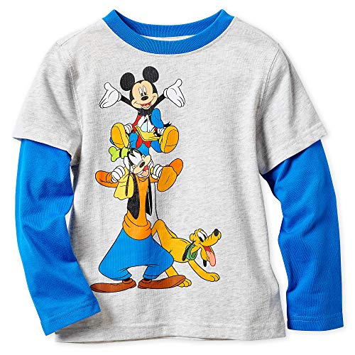 Disney Mickey Mouse and Friends Long Sleeve