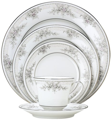 Noritake Sweet Leilani 20-Piece Place Setting, Service for - Leilani Wholesale