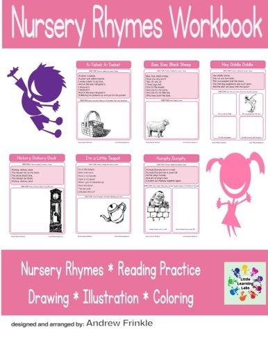 Nursery Rhymes Workbook (Little Learning Labs Basic Skills) (Volume 6)