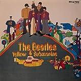 Yellow Submarine Mono Japan Red Vinyl