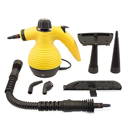 Handheld Steamers Multi Purpose Cleaner 1050W Portable Steamer W/Attachments