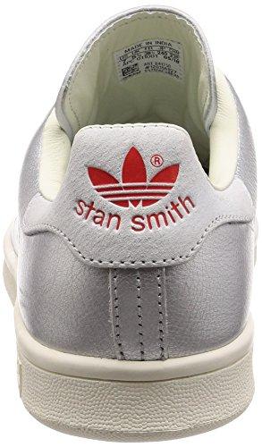 Smith Tinazu adidas 000 W Plamet Donna Stan Plamet da Argento Fitness Scarpe 5vfv1Rqw