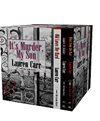 The Mac Faraday Mysteries Box Set (It's Murder, My Son; Old Loves Die Hard; Shades of Murder; Blast from the Past) (A Mac Faraday Mystery) (English Edition)