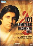 101 Amitabh Bachchan Hits - A Musical Tribute To All Time Superstar (3-DVD Pack / Original Videos Of Hindi Film Songs / 101 Music Videos Of Amitabh Bachchan Hits)