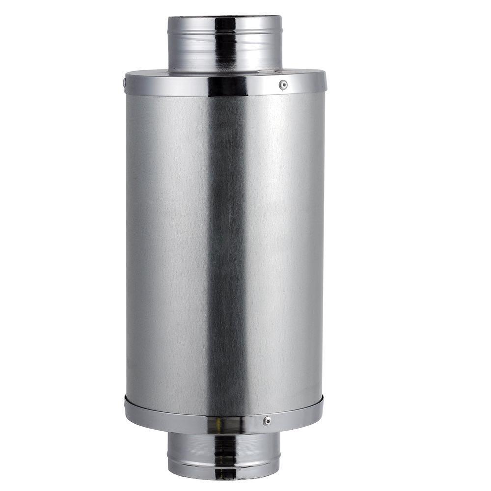 Yescom Hydroponics Silencer Muffler Reducer Image 2