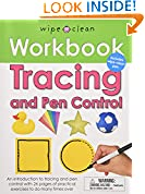 #9: Wipe Clean Workbook Tracing and Pen Control (Wipe Clean Learning Books)