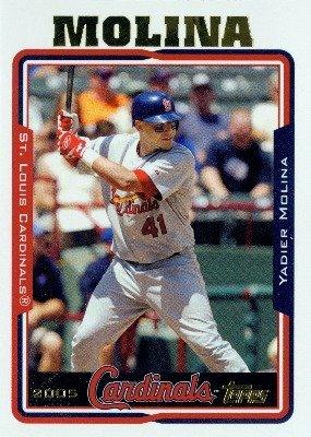 Amazoncom 2005 Topps Baseball Card 632 Yadier Molina