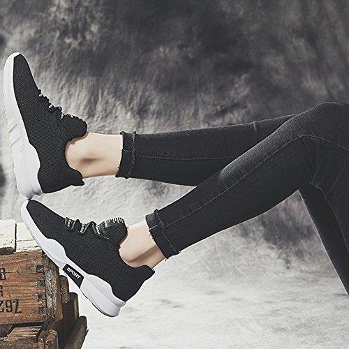 Sportive Corsa Il Inverno 55 Xiaolin Shoes Nero No Scarpe Tempo Libero Donna Per Da q6UaIS