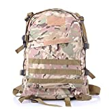 YX 3 Day Assault Backpack 3 Day Bug Out Bag Military Molle Daypack For Hunting Camping Outdoor Hiking Fishing Paintball Airsoft Bag 40L Review