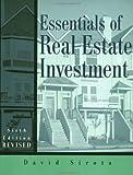 Essentials of Real Estate Investment 9780793148851