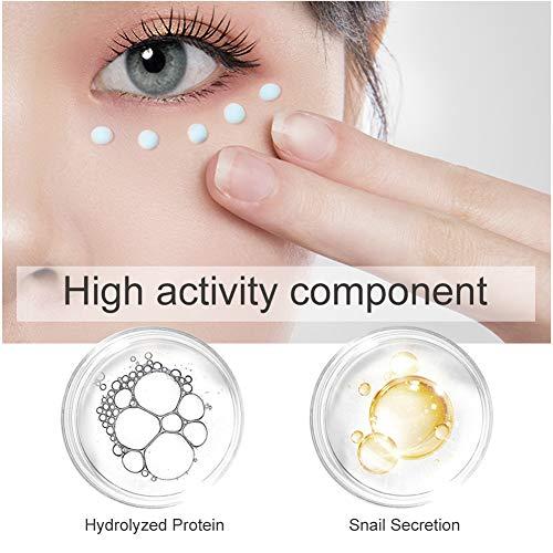 51GMSY0qYcL - Anti-Aging Eye Cream, Eye Treatment Cream, Eye Firming Cream, for Moisturizing Firming Eye Skin, Reduces Eye Bags, Dark Circles, Puffiness, Crow's Feet, Fine Lines