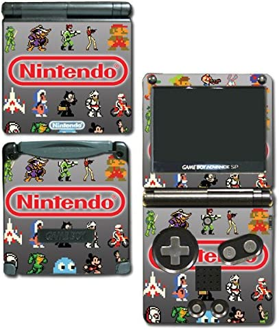Amazon com: Classic Nintendo Video Game Character Sprites